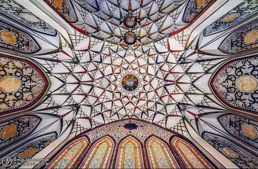 Architectural Roof Houses Kashan معماری سقف خانه های کاشان  - ایرانگردی با تور مجازی