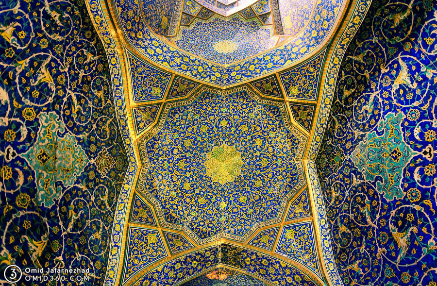 Eslimi Art  Sheikh Lotf Mosque Isfahan مسجد شیخ لطف الله اصفهان