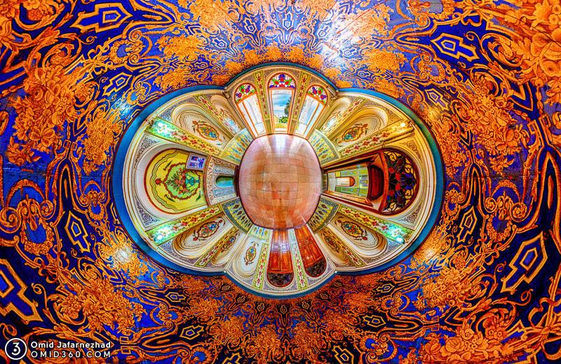 Narenjestan e Ghavam House Shiraz خانه نارنجستان شیراز