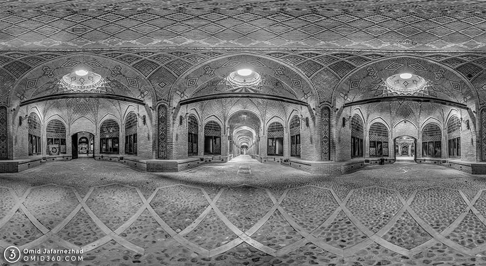 Qazvin Bazaar oook 100px - تور مجازی جاذبه های گردشگری قزوین / Qazvin Virtual Tour