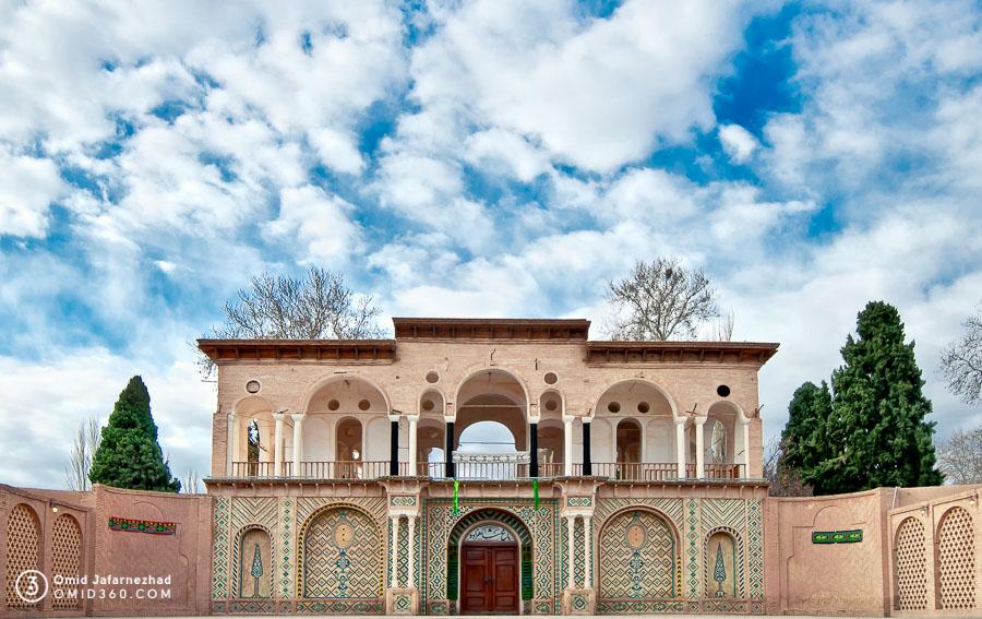 تور مجازی باغ شاهزاده ماهان کرمان