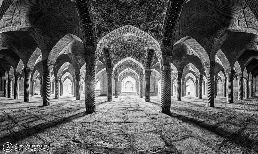 Vakil Mosque Shiraz مسجد وکیل شیراز