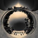 Zoroastrian Temple Yazd معبد زرتشتیان یزد 150x150 - عکس های پانوراما ایران / Iran 360 panorama Little Planet