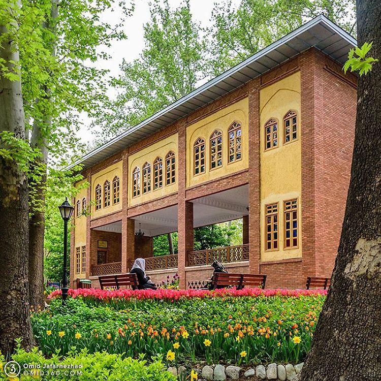 Baghe irani Architecture
