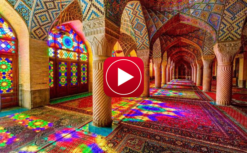 تور مجازی مسجد نصیرالملک شیراز