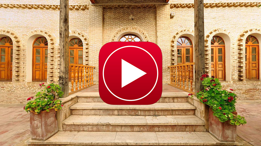 تور مجازی خانه تاریخی تقوی