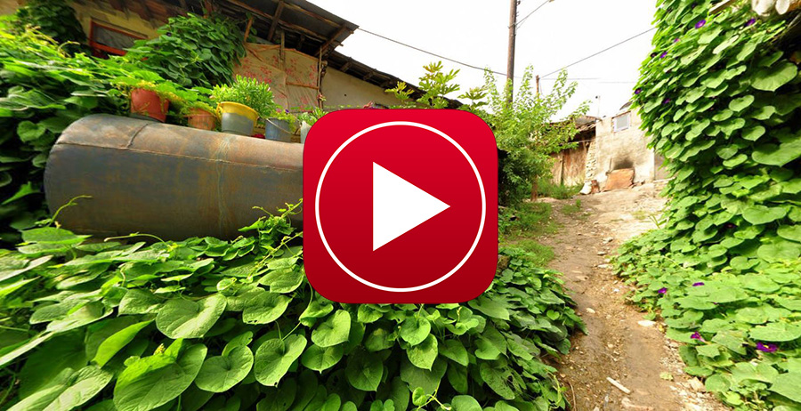 تور مجازی روستای توریستی زیارت
