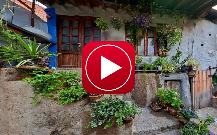 تور مجازی خانه های روستای زیارت