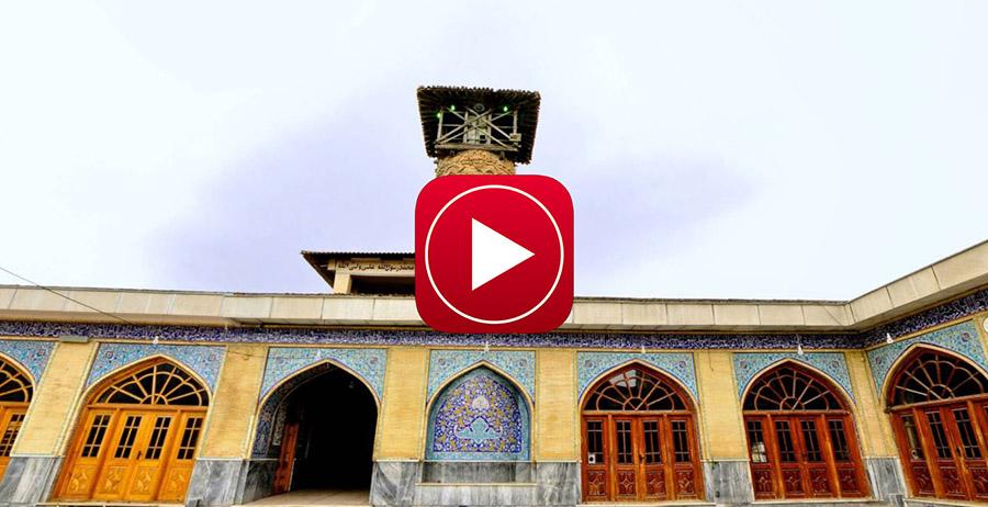 تور مجازی مسجد جامع گرگان