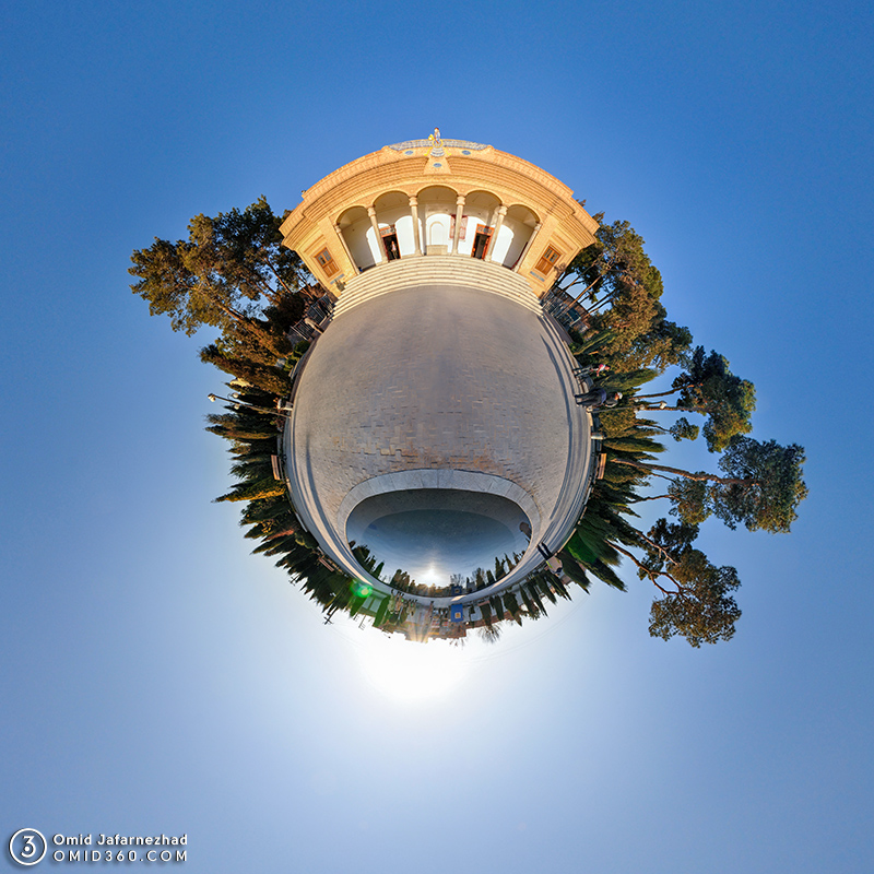 Zartoshtian Temple Yazd sized - تور مجازی یزد - Yazd Virtual Tour