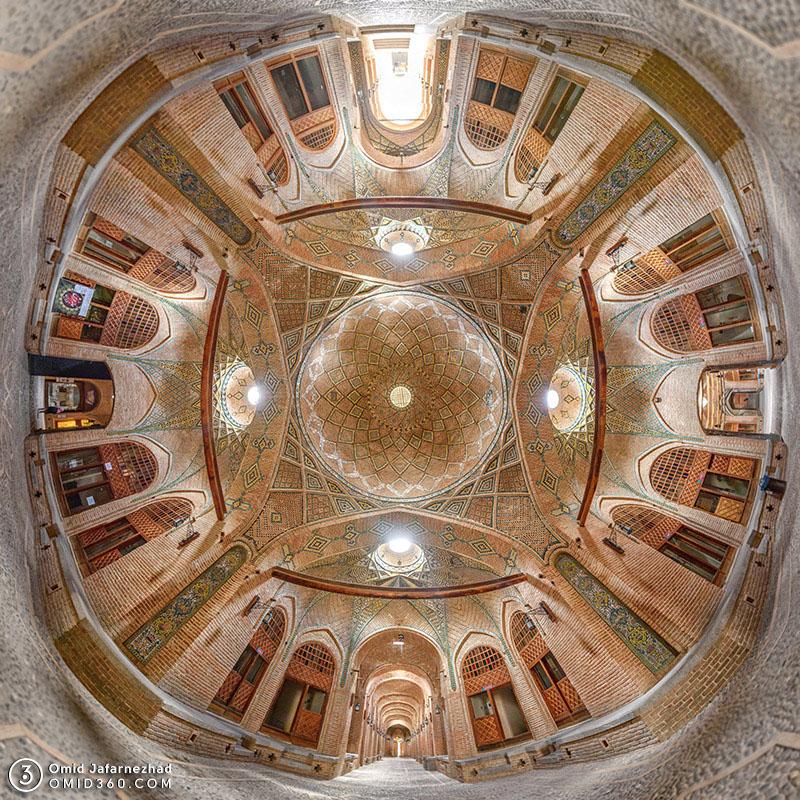 bazar ghazvin 800px - تور مجازی بازدید از جاذبه های گردشگری قزوین / Qazvin Virtual Tour