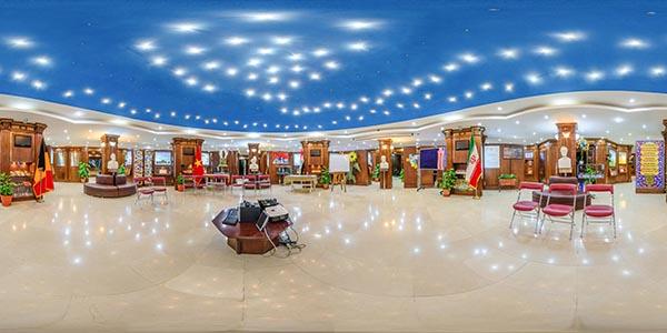 peace museum tehran