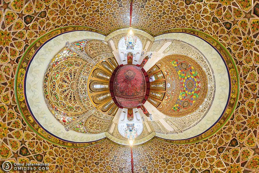 Aminiha Hosseiniyeh 1 - تور مجازی بازدید از جاذبه های گردشگری قزوین / Qazvin Virtual Tour