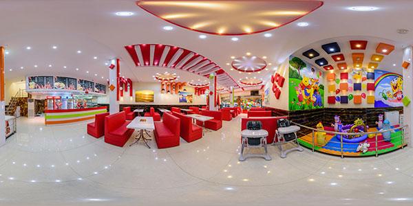 atrin fastfood tour - تور مجازی گوگل چیست ؟