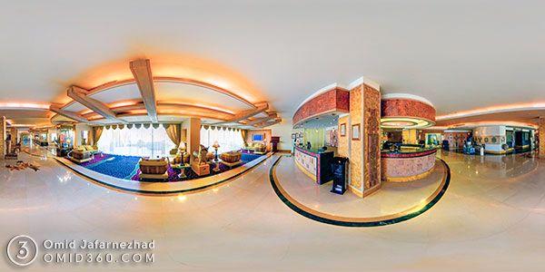 hotel amirkabir tour - تور مجازی هتل امیرکبیر