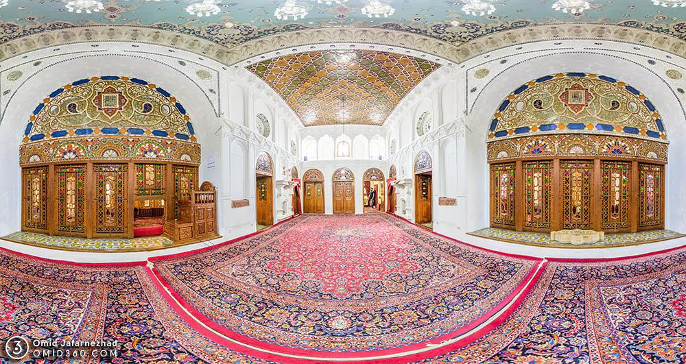 امینی ها قزوین 1 - تور مجازی بازدید از جاذبه های گردشگری قزوین / Qazvin Virtual Tour
