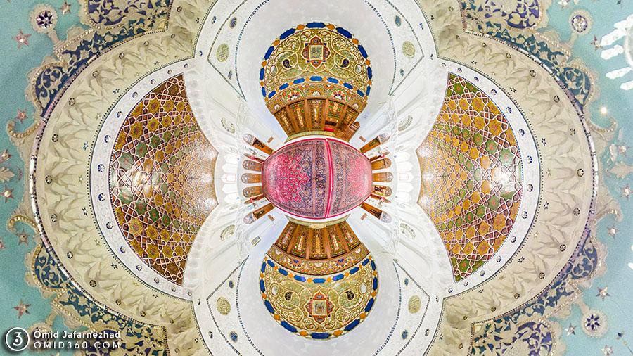 امینی ها قزوین 2 - تور مجازی بازدید از جاذبه های گردشگری قزوین / Qazvin Virtual Tour