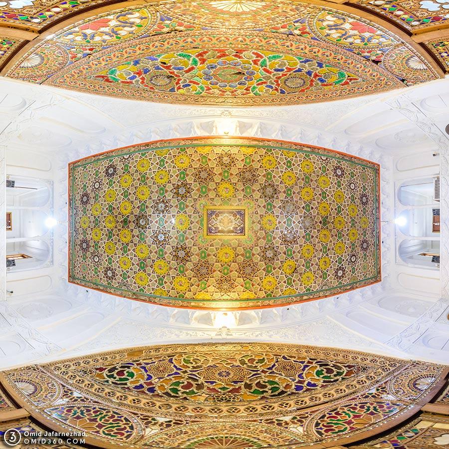 حسینیه امینی ها قزوین 3 - تور مجازی قزوین / Qazvin Virtual Tour