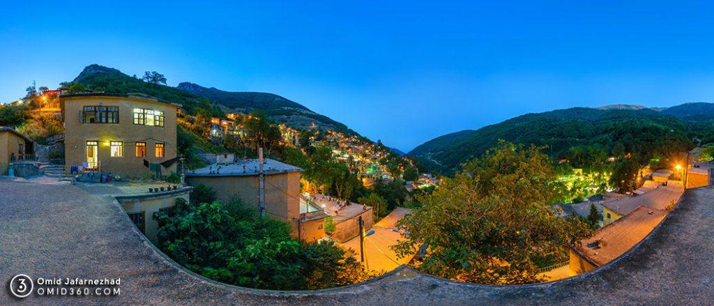 تور مجازی روستای ماسوله