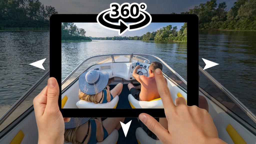 فیلمبرداری 360 درجه 1024x577 - فیلمبرداری 360 درجه