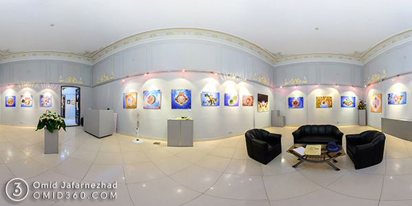 تور مجازی نمایشگاه عکس دنیای کوچک امید در فرهنگسرای ملل