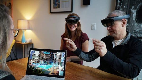 تور مجازی فناوری نوین در بازاریابی دیجیتال