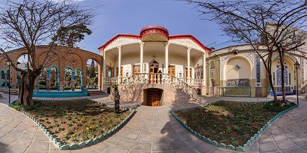 تور مجازی موزه خانه مقدم