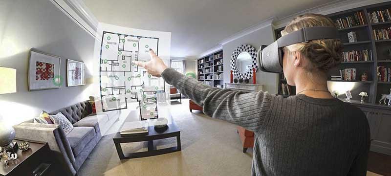 تور واقعیت مجازی
