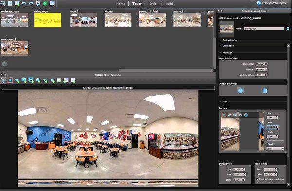 نرم افزار ساخت تور مجازی - چگونه تور مجازی بسازیم ؟ آموزش ساخت تور مجازی در 7 قدم به همراه معرفی نرم افزارها