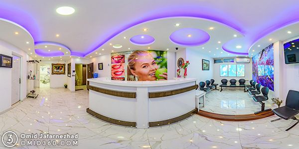 تور مجازی درمانگاه دندانپزشکی آپادانا رشت
