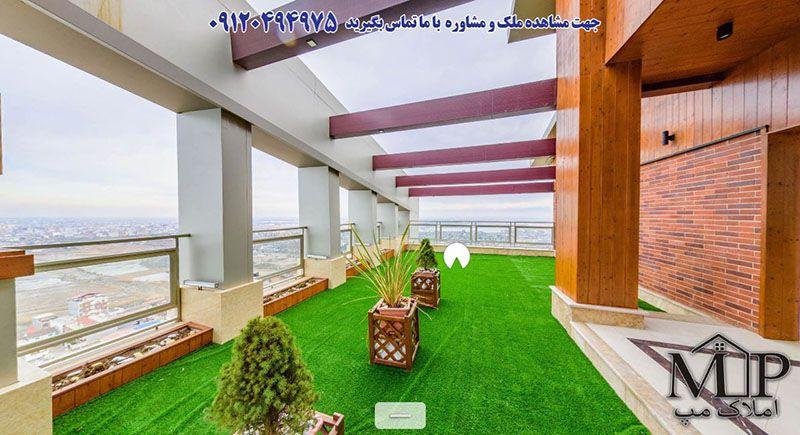 عکاسی تور مجازی املاک ویلا پنت هاوس 1 - پنت هاوس ویلا آپارتمان در شمال مازندران منطقه سرخ رود