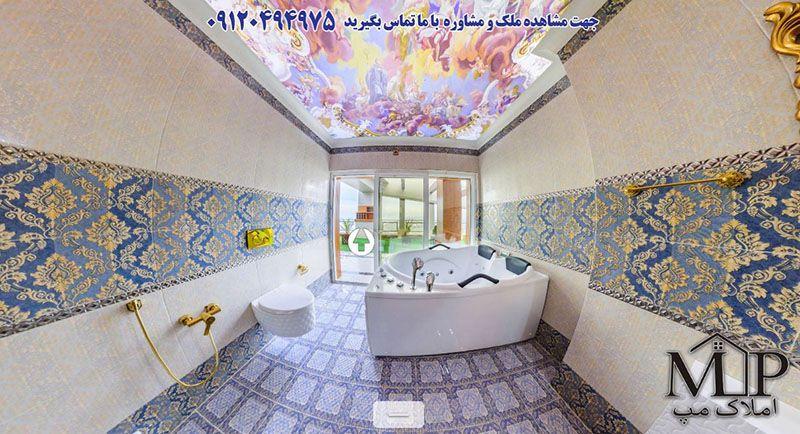 عکاسی تور مجازی املاک ویلا پنت هاوس 2 - پنت هاوس ویلا آپارتمان در شمال مازندران منطقه سرخ رود