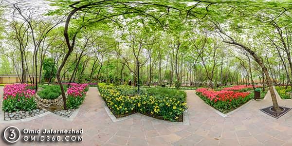 تور مجازی باغ ایرانی