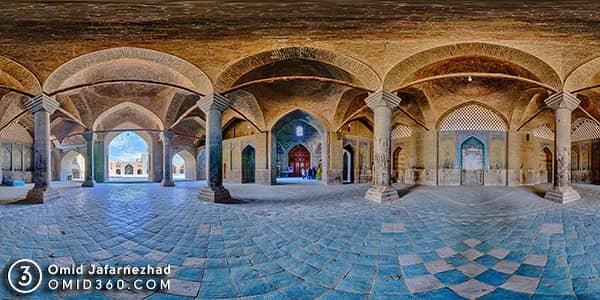 تور مجازی مسجد سید اصفهان