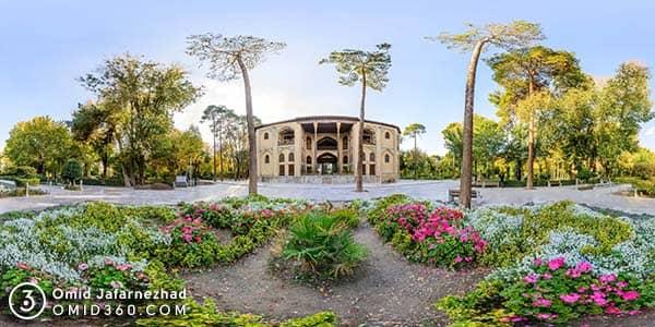 تور مجازی کاخ هشت بهشت