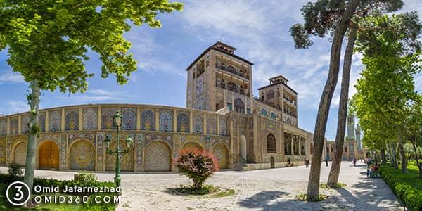 تور مجازی کاخ گلستان