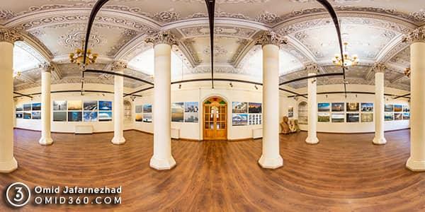 نمایشگاه مجازی جشنواره عکس آسمان آبی
