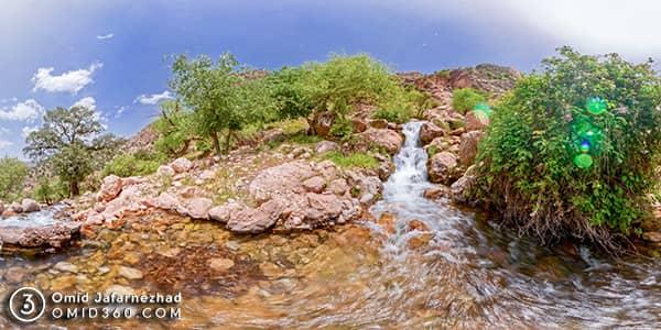 تور مجازی آبشار نوژیان