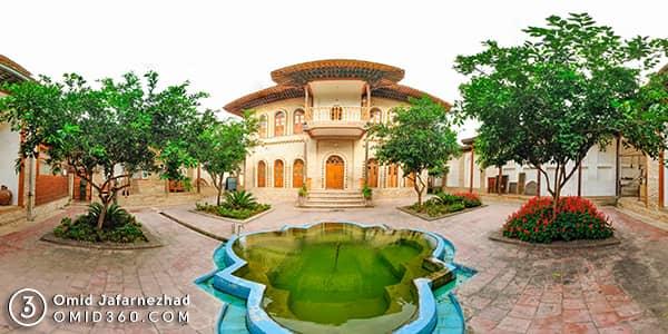 تور مجازی خانه تقوی گرگان