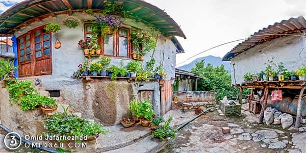 تور مجازی روستای زیارت