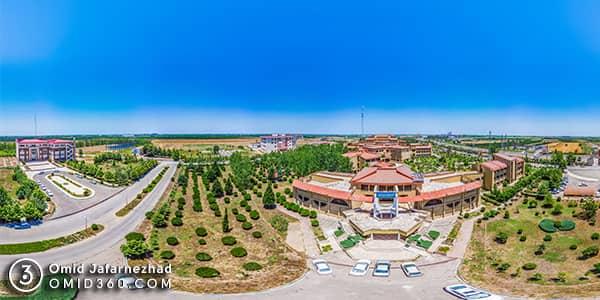تور مجازی دانشگاه علوم پزشکی مازندران